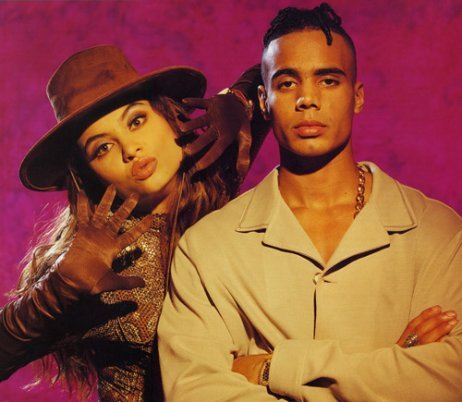 Pochette The Real Thing 2 Unlimited