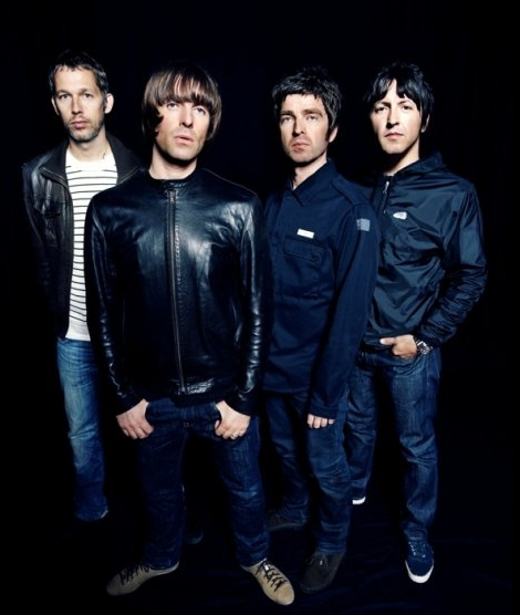 Pochette Some Might Say Oasis