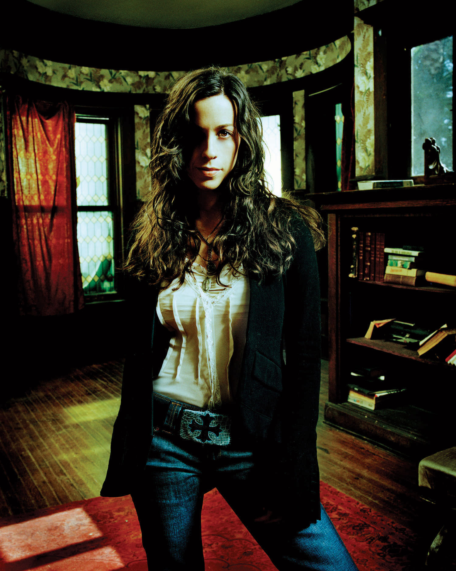 Pochette Hand In My Pocket Alanis Morissette