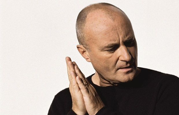 Pochette Something Happened On The Way To Heaven Phil Collins