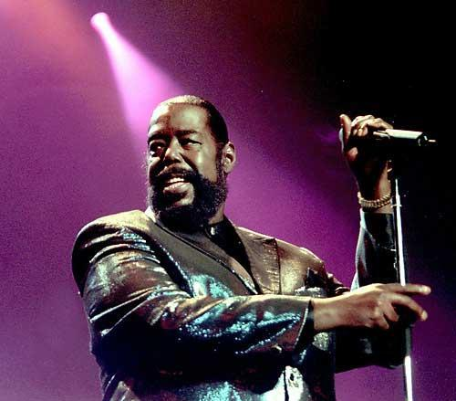 Pochette Let The Music Play Barry White