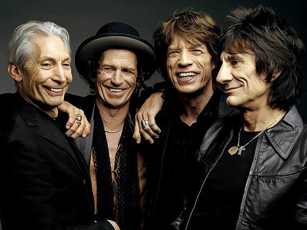 Pochette Love Is Strong The Rolling Stones