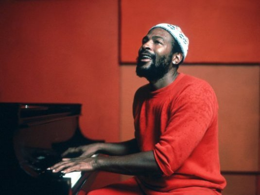 Pochette Sexual Healing Marvin Gaye
