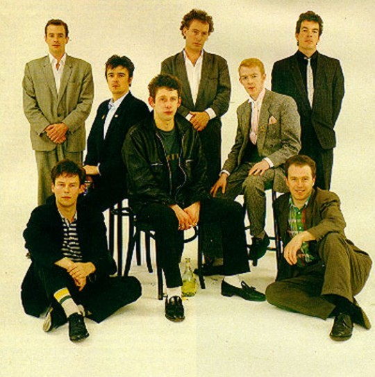 The Pogues - Medley: The Recruiting Sergeant / The Rocky Road To Dublin / Galway Races