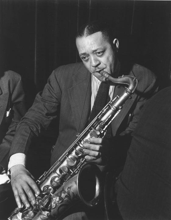 Pochette Just You, Just Me Lester Young