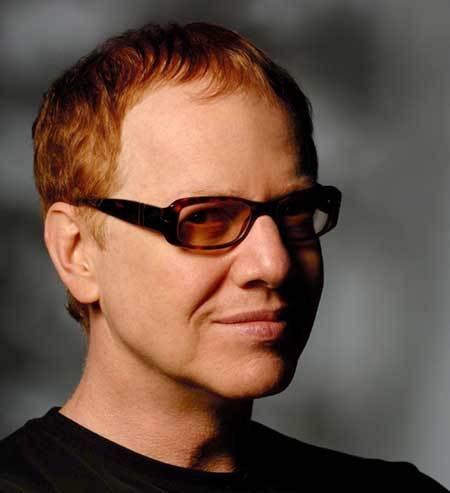 Pochette Introduction Danny Elfman