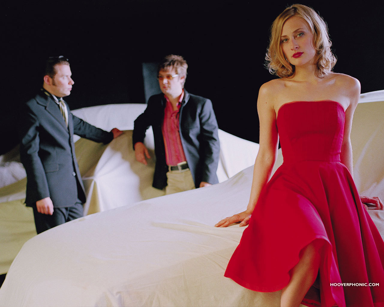 Pochette : Hooverphonic - The Night Before