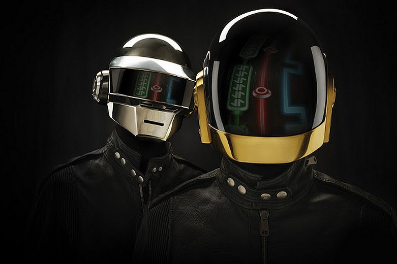 Pochette Harder better faster stronger Daft Punk