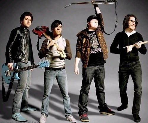 Pochette Death Valley Fall Out Boy