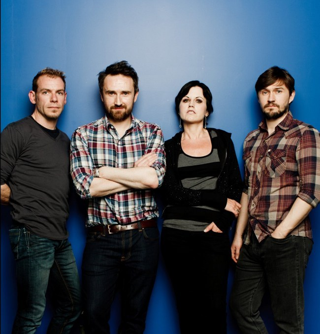 Pochette Ode To My Family The Cranberries