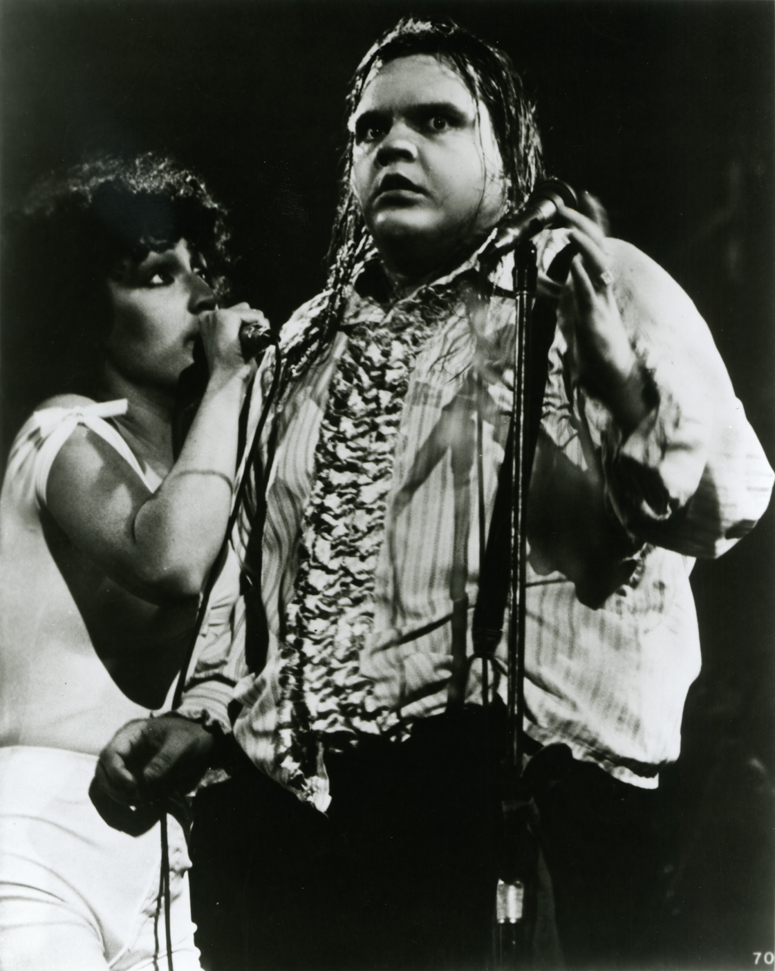 Pochette Rock And Roll Dreams Come Through Meat Loaf