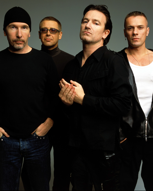 Pochette Mysterious Ways U2