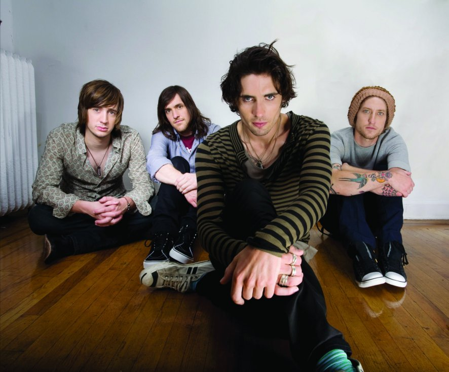 Pochette Walk Over Me The All-American Rejects