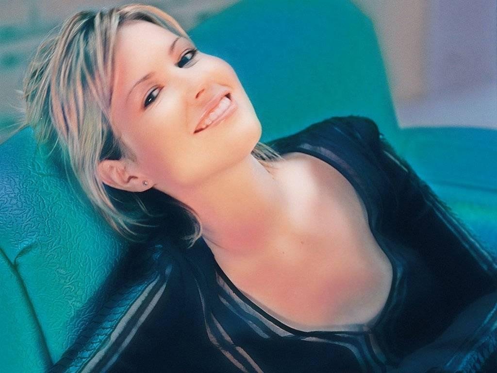Pochette Here with Me Dido