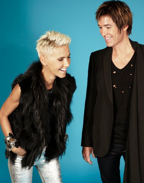 Pochette A Thing About You Roxette