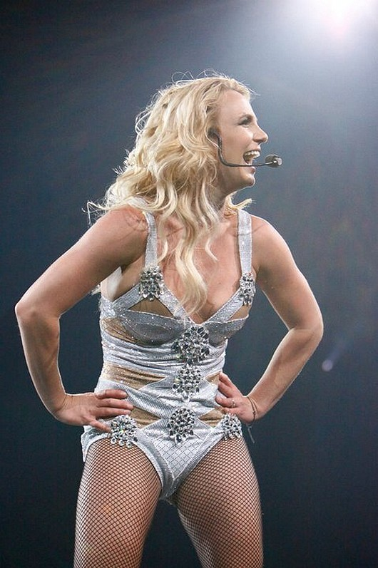 Pochette Oops!...I Did It Again Britney Spears