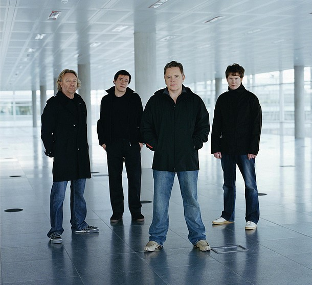 New Order - Touched By The Hand Of God (Biff & Memphis Remix)
